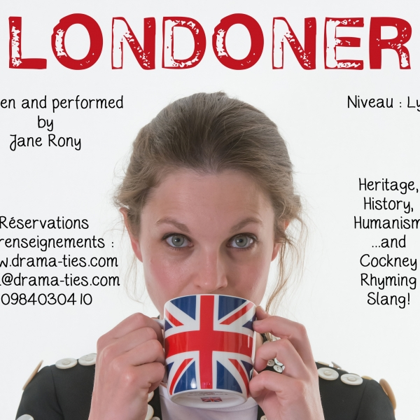 Because I'm a...Londoner (solo)